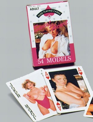 sexy kartenspiel