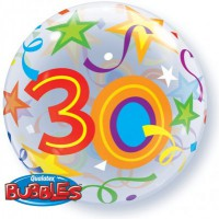BUBBLE Ballon 30 Ø 56cm